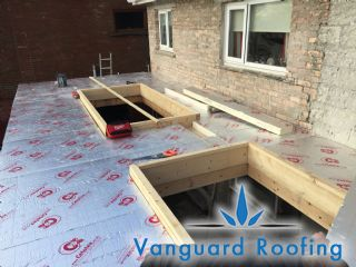 Warm Roof Installation