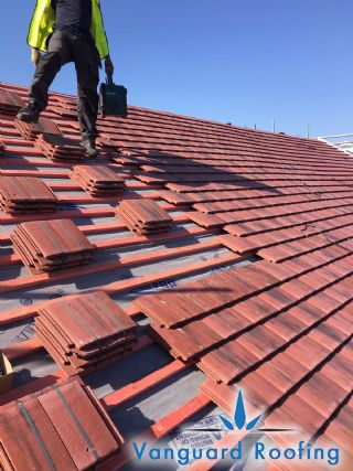 Pitched Roofing Installation Vanguard Roofing