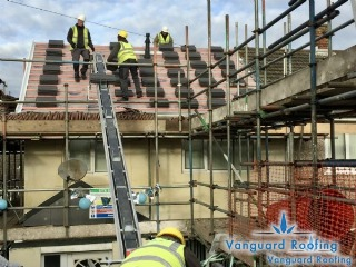 Pitched Roofing Installation